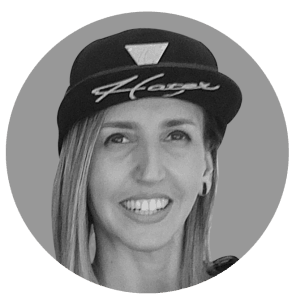 פלורנסיה רוסו - מנהלת MAMADANCE